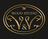 V&V Wood Studio, SIA, woodworking